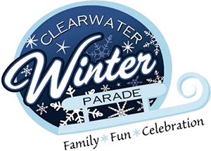 Clear Water Winter Parade Logo