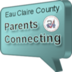 Eau Claire County Parents Connecting Logo