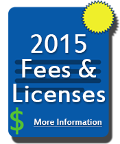 Fees & Licenses