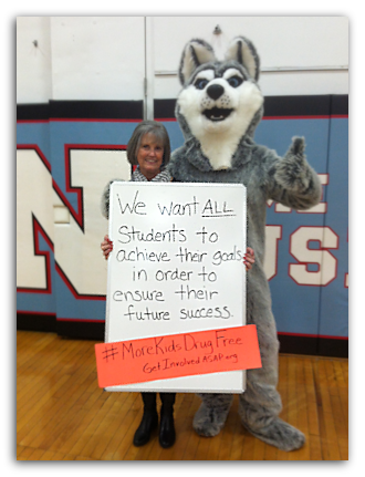 Ellen Cernjar and North Husky 2015 (for website)