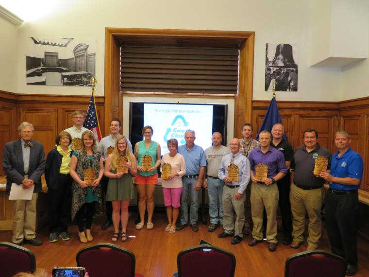 2017 Sustainable Eau Claire Winners
