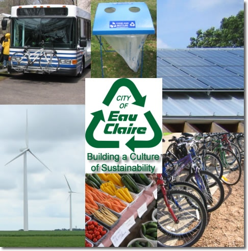 City of Eau Claire, Building a Culture of Sustainability