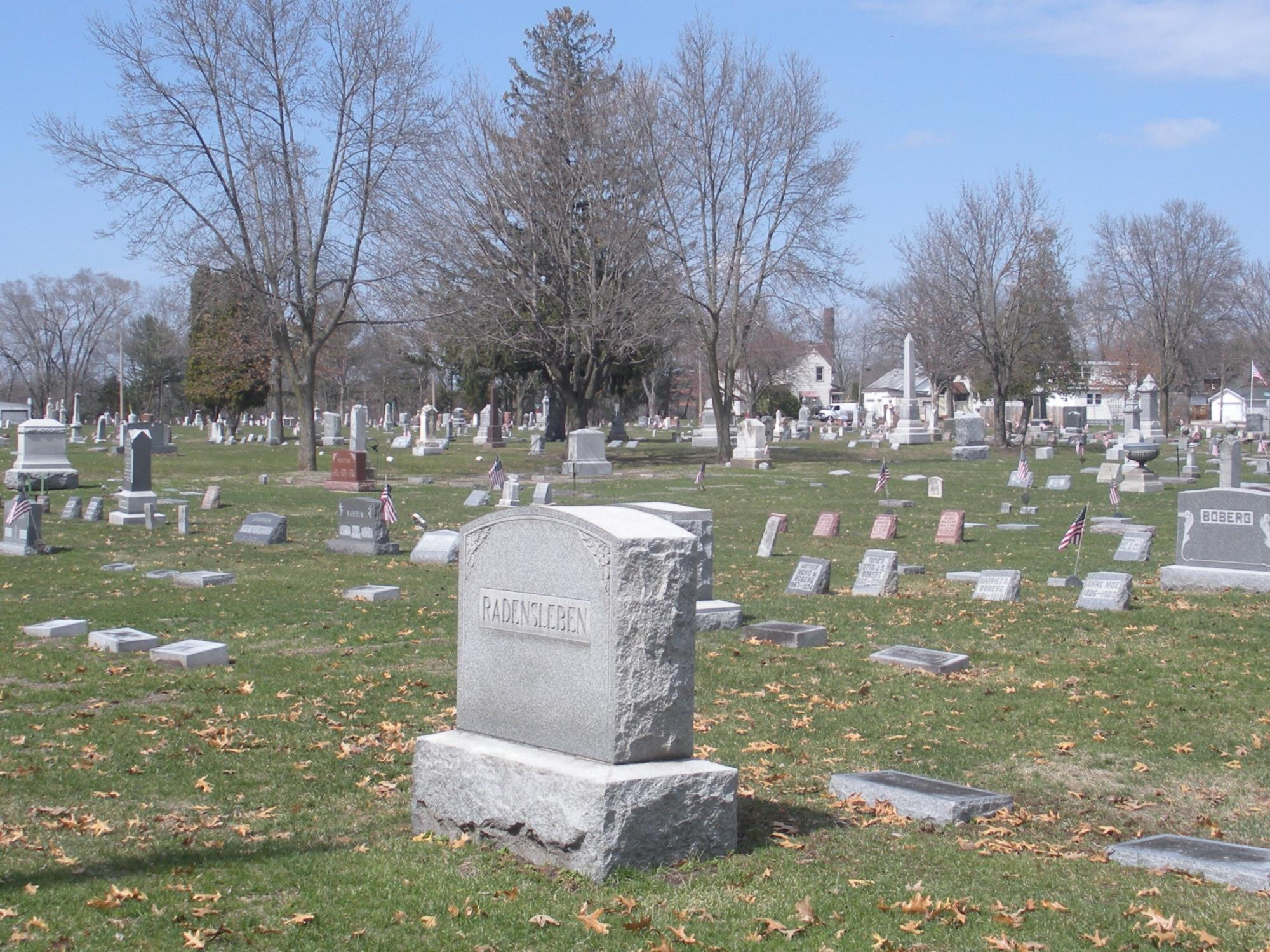 Forest Hill Cemetery (1)
