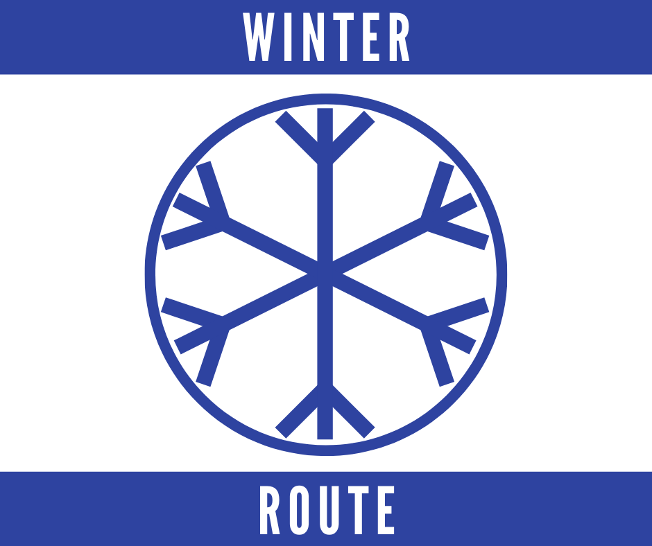 Wintermission: Winter Route