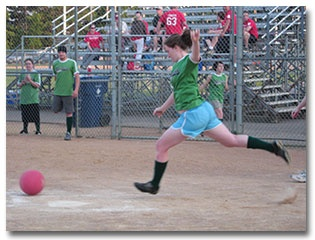 Adult Kickball