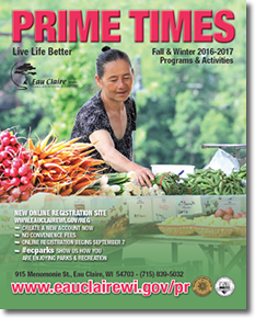 Fall & Winter 2016 Prime Times
