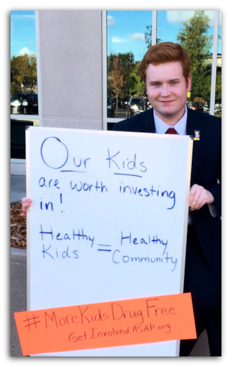 Joe - Healty Kids, Healthy Community